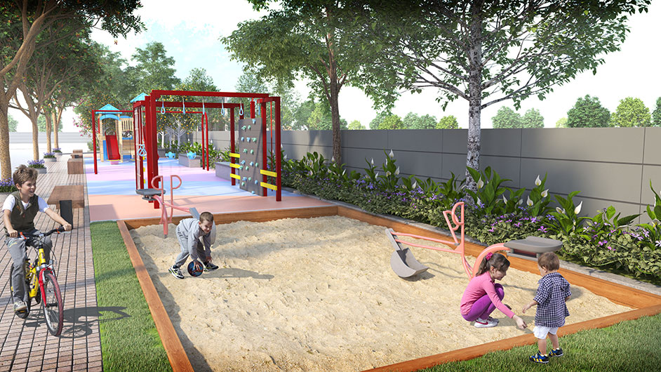 Gagan Klara Children's Play Area