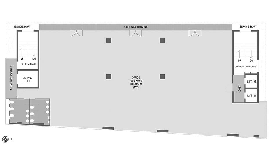 Grant Bay Floor Plan